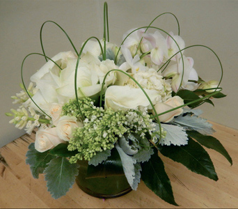 The White Album in New York NY, Starbright Floral Design