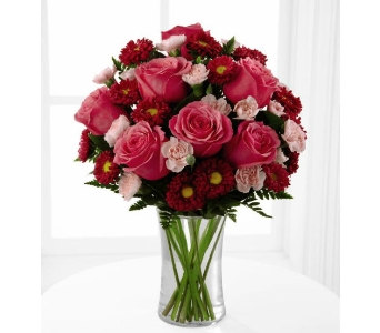 The Precious Heart� Bouquet by FTD� in Birmingham AL, Norton's Florist