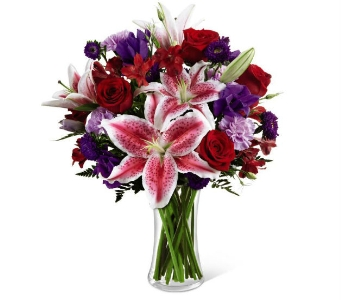 The Stunning Beauty� Bouquet by FTD�  in Birmingham AL, Norton's Florist