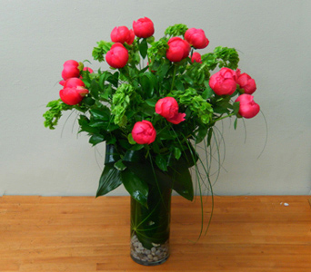 Peony Paradise in New York NY, Starbright Floral Design