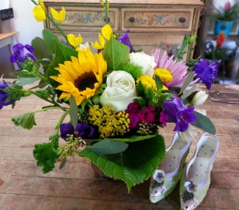 Bundle of Delight in Orinda CA, Misaghi Design Orinda Florist