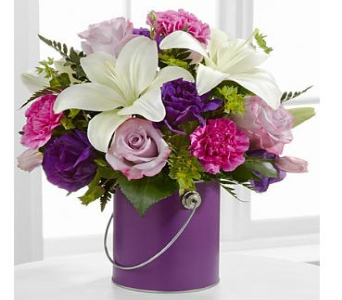 Color Your Day With Beauty� Bouquet by FTD� in Southfield MI, Thrifty Florist