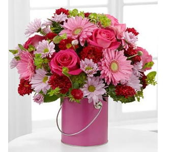 Color Your Day With Happiness� Bouquet by FTD�  in Southfield MI, Thrifty Florist