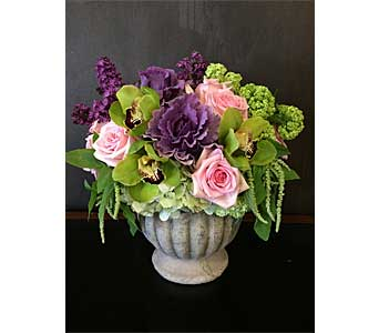 Tuscan in Santa Clarita CA, Celebrate Flowers and Invitations