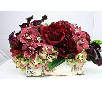 Garden in a Box in Santa Clarita CA, Celebrate Flowers and Invitations