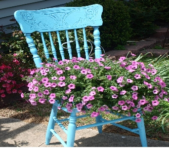 BlueChair-Flowers in Oakland City IN, Sue's Flowers & Gifts