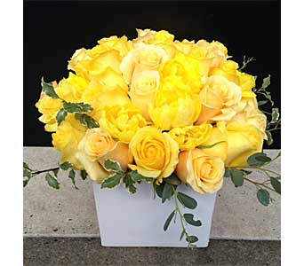 Jonathan's Joy Bouquet in Bellevue WA, CITY FLOWERS, INC.