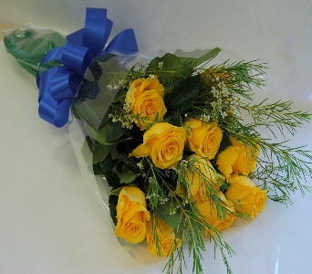 Presentation Bouquets in Northfield MN, Forget-Me-Not Florist