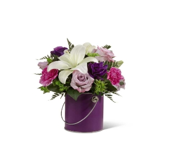 Color Your Day with Beauty Bouquet in Chicago IL, La Salle Flowers
