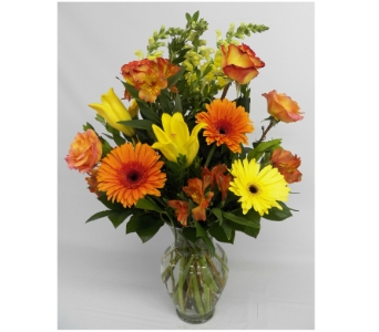 Make Your Day Bouquet in Joplin MO, Higdon Florist