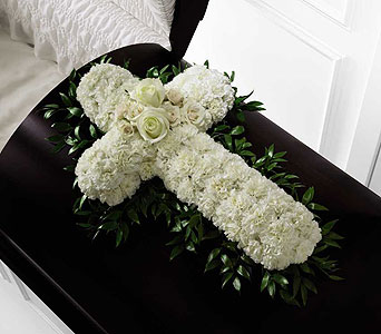 FTD Peaceful Memories Casket Spray in Ajax ON, Reed's Florist Ltd