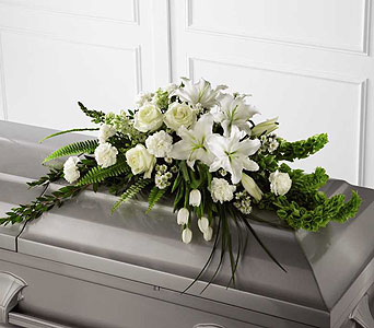 FTD Resurrection Casket Spray in Ajax ON, Reed's Florist Ltd