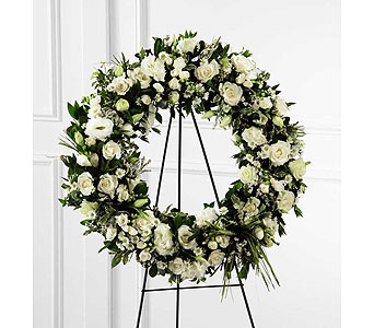 FTD Splendor Wreath in Ajax ON, Reed's Florist Ltd