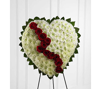 FTD Broken Heart in Ajax ON, Reed's Florist Ltd
