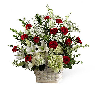 FTD In Loving Memory Arrangement in Ajax ON, Reed's Florist Ltd
