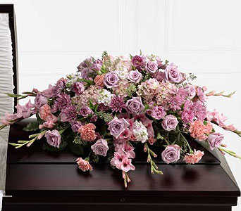 FTD Immorta Casket Spray in Ajax ON, Reed's Florist Ltd
