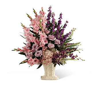 FTD Flowing Garden Arrangement in Ajax ON, Reed's Florist Ltd