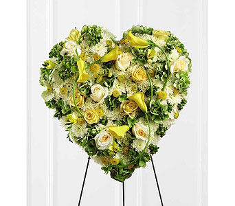 FTD Glowing Ray Standing Heart in Ajax ON, Reed's Florist Ltd