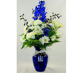 Duke Pride Arrangement in Raleigh NC, North Raleigh Florist