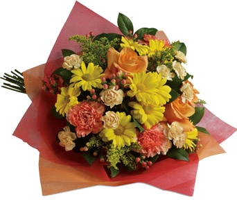 Cut Mixed Flowers in Saint John NB, Lancaster Florists