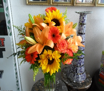 Summer Sizzle in Henderson NV, Beautiful Bouquet Florist