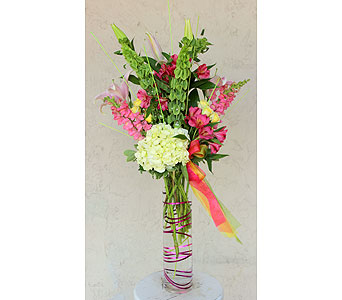 Birthday Confetti for Her in Raleigh NC, North Raleigh Florist