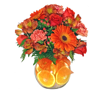 Orange Crush in Baltimore MD, Raimondi's Flowers & Fruit Baskets