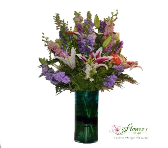 Elegant Romance in send WA, Flowers To Go, Inc.