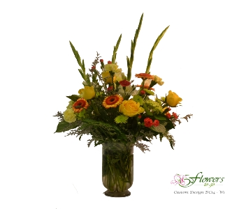 Sunshiny Day in send WA, Flowers To Go, Inc.