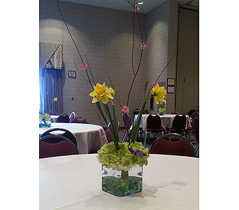 Event Centerpiece in Statesville NC, Brookdale Florist, LLC