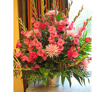 Church Flowers in Statesville NC, Brookdale Florist, LLC
