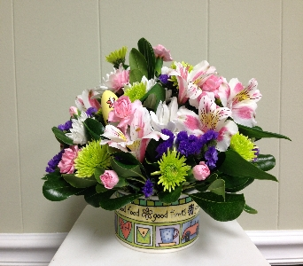 Good Friends Floral in Athens GA, Flower & Gift Basket