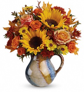 Teleflora's Glaze Of Glory Bouquet in Seaview WA, Artistic Bouquets & More