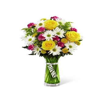Thanks Bouquet in Chicago IL, La Salle Flowers