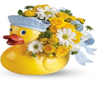 Just Ducky-Boy in Concord CA, Jory's Flowers