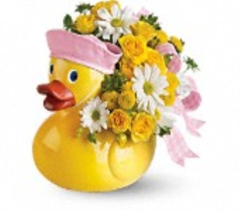 Just Ducky-Girl in Concord CA, Jory's Flowers