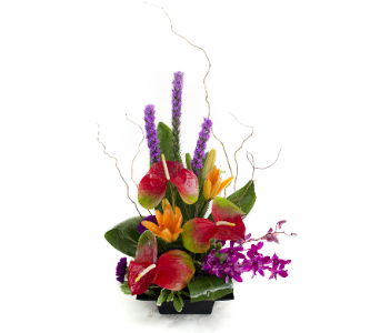 Hawaiian Breeze in Nashville TN, Emma's Flowers & Gifts, Inc.