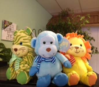 Stuffed Animals in Littleton CO, Autumn Flourish