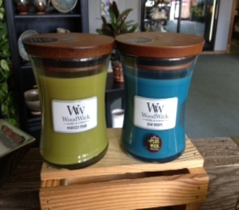 Wood Wick Candels in Littleton CO, Autumn Flourish