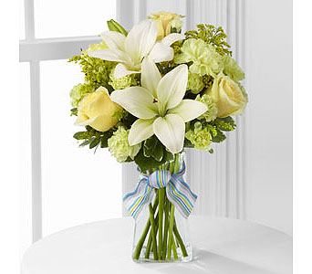 The FTD� Boy-Oh-Boy� Bouquet  in Woburn MA, Malvy's Flower & Gifts