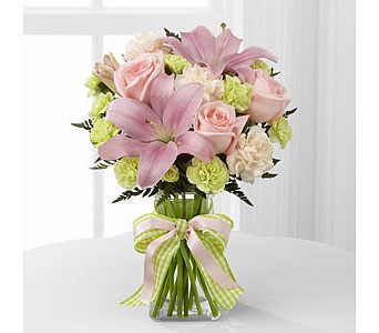 The FTD� Girl Power� Bouquet in Woburn MA, Malvy's Flower & Gifts