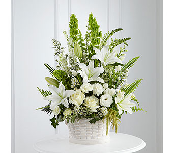 The FTD� In Our Thoughts� Arrangement  in Woburn MA, Malvy's Flower & Gifts