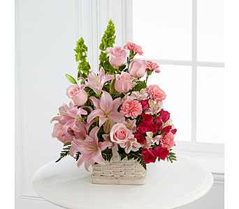 The FTD� Beautiful Spirit� Arrangement  in Woburn MA, Malvy's Flower & Gifts