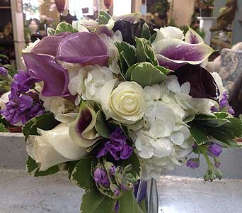Bridal Bouquet in Aberdeen NC, Aldena Frye Custom Floral Design
