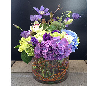 Evening Joy Bouquet in Bellevue WA, CITY FLOWERS, INC.