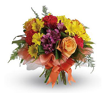 Mixed Bouquet in Campbellford ON, Caroline's Organics & Floral Design