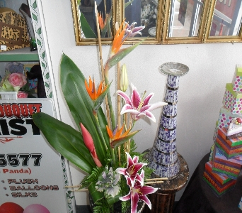 Exotic Expressions in Henderson NV, Beautiful Bouquet Florist