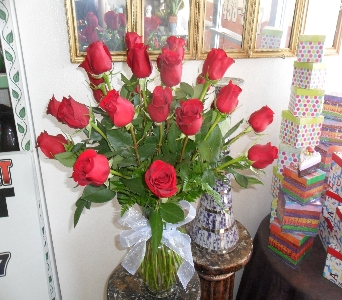 Romantic Red Roses in Henderson NV, Beautiful Bouquet Florist