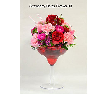 Strawberry Fields in Albuquerque NM, Silver Springs Floral & Gift
