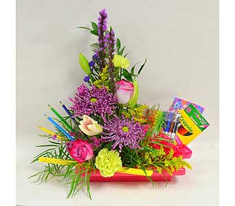 Back to School in Albuquerque NM, Silver Springs Floral & Gift